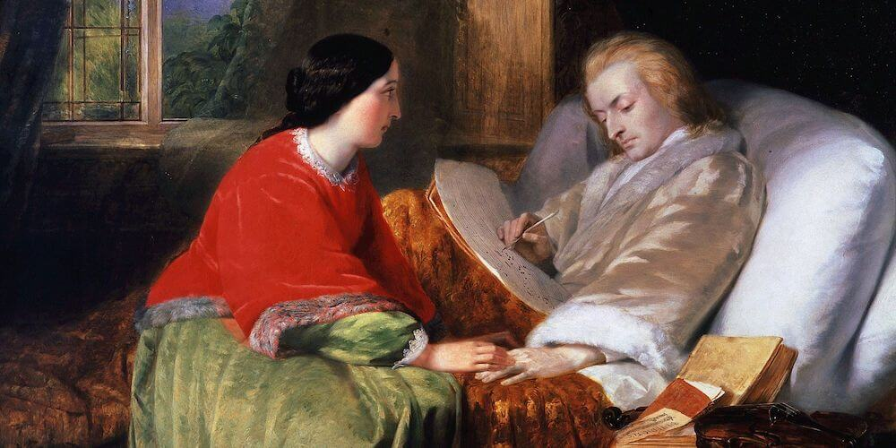 Mozart's death: a mystery solved?