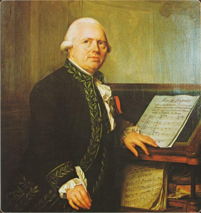 François Joseph Gossec : l'ami français méconnu de Mozart