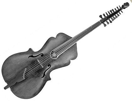 La famille des instruments à Cordes