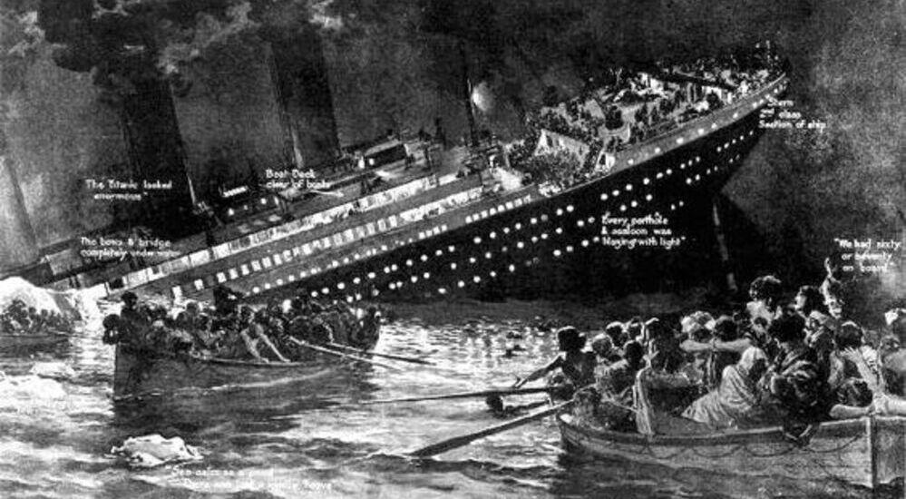 Les musiciens du Titanic : qui sont-ils et que sont-ils devenus ?