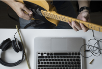 Apprendre la musique à distance Sight-O