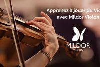 Learn to play the violin online with Mildor Violin