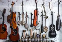 Choose your musical instrument according to your personality