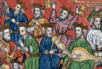 La musique du Moyen-âge