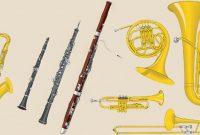 La famille des instruments à vent